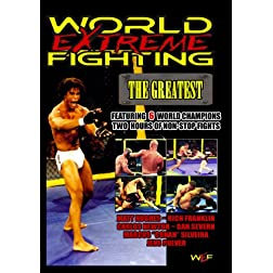 World Extreme Fighting: The Greatest, Vol. 2