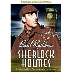Basil Rathbone Signature Collection