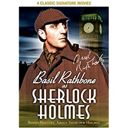 Basil Rathbone Signature Collection