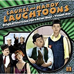 Laurel and Hardy Laughtoons Volume 1