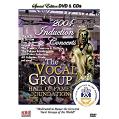 Vocal Group Hall of Fame Induction Ceremony, Vol. 4 / The Association, The Lettermen, Mary Wilson, The Tokens