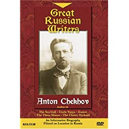 Russian Writers - Anton Chekhov