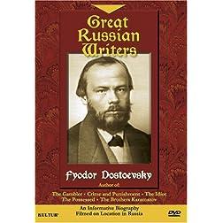 Russian Writers - Fyodor Dostoevsky