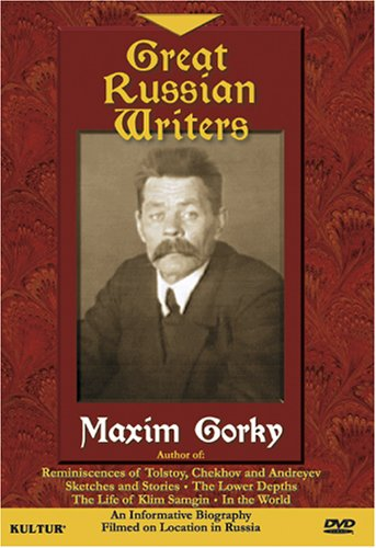Russian Writers - Maxim Gorky