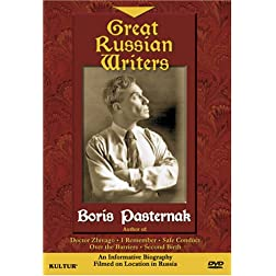 Russian Writers -  Boris Pasternak