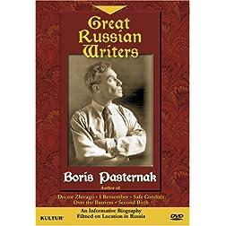 Russian Writers -  Boris Pasternak