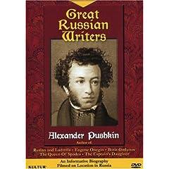 Russian Writers -  Alexander Pushkin