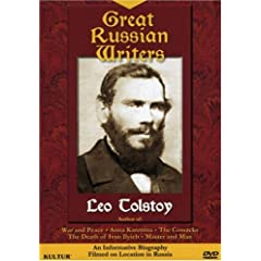 Russian Writers -  Leo Tolstoy