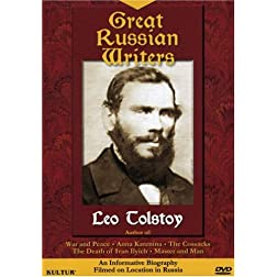 Russian Writers -  Leo Tolstoy