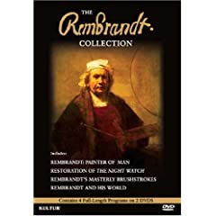 The Rembrandt Collection - Rembrandt, Painter of Man / Restoration of The Nightwatch / Rembrandt's Masterly Brushstrokes / Rembrandt And His World