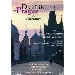 Dvorak in Prague -  A Celebration / Yo-Yo Ma, Itzhak Perlman, Frederica von Stade, Boston Symphony, Seizi Ozawa