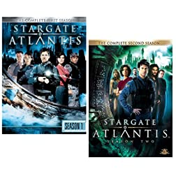 Stargate Atlantis - The Complete Seasons 1 and 2