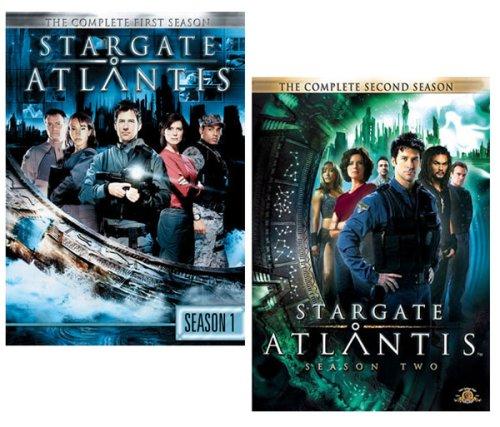 Stargate Atlantis - The Complete Seasons 1 and 2