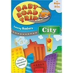 Baby Road Trip: City