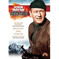 The John Wayne Adventure Collection (The High and the Mighty / In Harms Way / Island in the Sky / Hatari! / Donovans Reef)