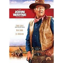 The John Wayne Collection, Vol. I (El Dorado, Rio Lobo, True Grit)