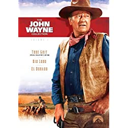 The John Wayne Collection, Vol. I (El Dorado, Rio Lobo, True Grit)