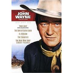 The John Wayne Collection (El Dorado, The Man Who Shot Liberty Valance, The Shootist, The Sons of Katie Elder, True Grit)