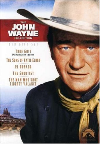 The John Wayne Collection (El Dorado, The Man Who Shot Liberty Valance, The Shootist, The Sons of Katie Elder, True Grit)