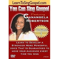 DVD - Learn To Sing Gospel