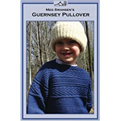 Knitting: A Guernsey Pullover