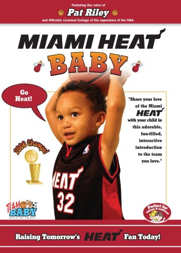 Team Baby: Miami Heat Baby
