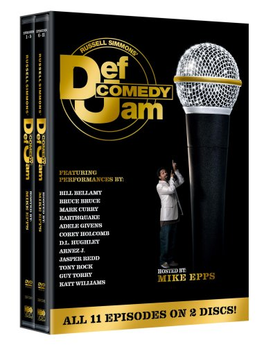 Def Comedy Jam: All 11 Episodes