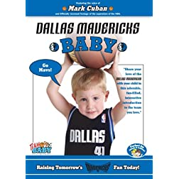 Team Baby: Dallas Mavericks Baby