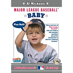 Team Baby: Major League Baseball Baby