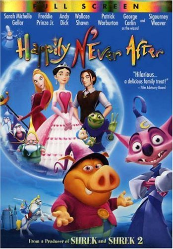 Happily N'ever After (Full Screen Edition)