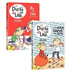 Charlie & Lola: Vol 3 & 4