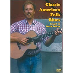 Classic American Folk Blues Themes