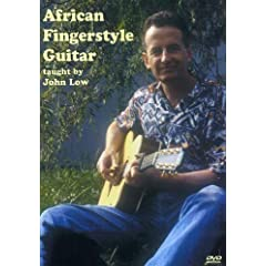 African Fingerstyle Guitar