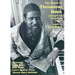 The Music of Thelonious Monk