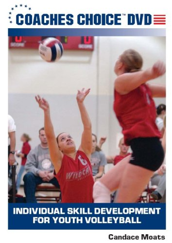 Individual Skill Development For Youth Volleyball