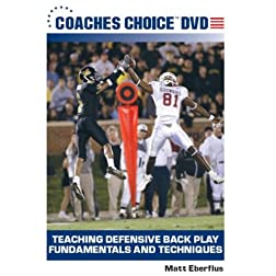 Teaching Defensive Back Play Fundamentals And Techniques