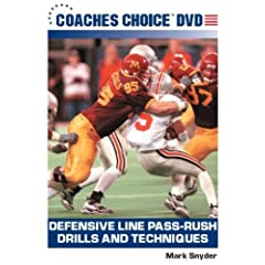 Defensive Line Pass-Rush Drills And Techniques