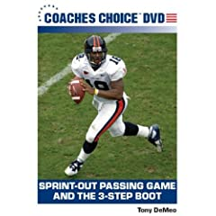 Sprint-Out Passing Game And the 3-Step Boot