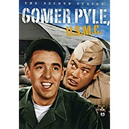 Gomer Pyle, U.S.M.C. - Second Season