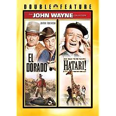 El Dorado / Hatari! (Double Feature)