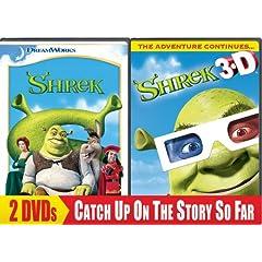 Shrek / Shrek 3D - Party in the Swamp