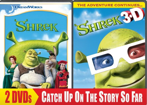 Shrek / Shrek 3D - Party in the Swamp