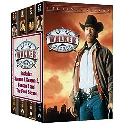 Walker, Texas Ranger - The Complete Seasons 1-3 & The Final Season