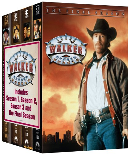 Walker, Texas Ranger - The Complete Seasons 1-3 & The Final Season
