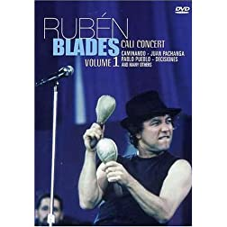 Ruben Blades: Cali Concert Vol. 1