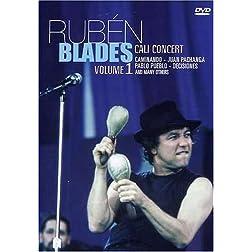 Ruben Blades: Cali Concert Vol. 1