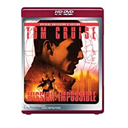 Mission Impossible (Special Collector's Edition) [HD DVD]