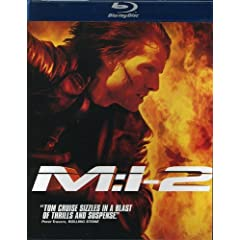 Mission - Impossible II [Blu-ray]