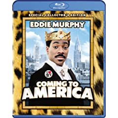 Coming to America (Special Collector's Edition) [Blu-ray]