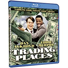 Trading Places (Special Collector's Edition) [Blu-ray]